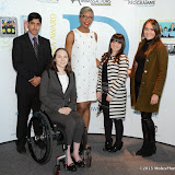OIC - ENTSIMAGES.COM - Ammaar, Laureen Rowles, Tessy Ojo, Anita Dennison and Lola Saunders at the National Diana Award - photo call / ceremony in London 10th March 2015  Photo Mobis Photos/OIC 0203 174 1069