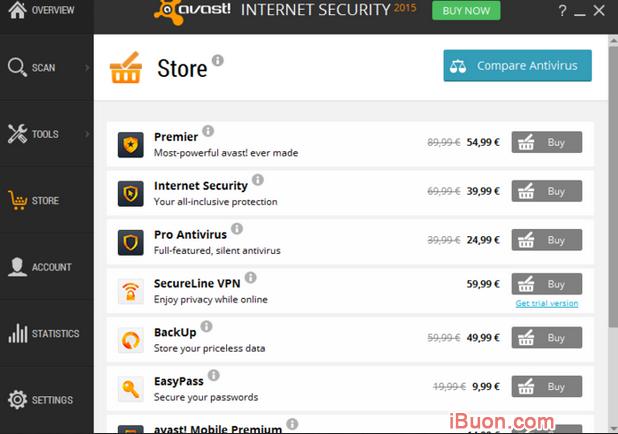 Download Avast! Internet Security - Diệt virus trực tuyến trên PC + Hình 6