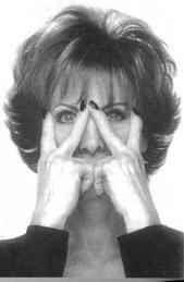 1. Упражнение на увеличение глаз 1