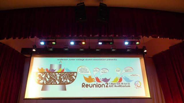 THE REUNION 2 banner ~ thank you, Tianfa