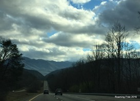 Through the Smoky Mountains
