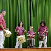 Audició Escola de Gralles i Tabals dels Castellers de Lleida a Alfés  22-06-14 - IMG_2359.JPG