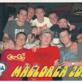 16.06.2009 Aktive: Abschlussfahrt Mallorca