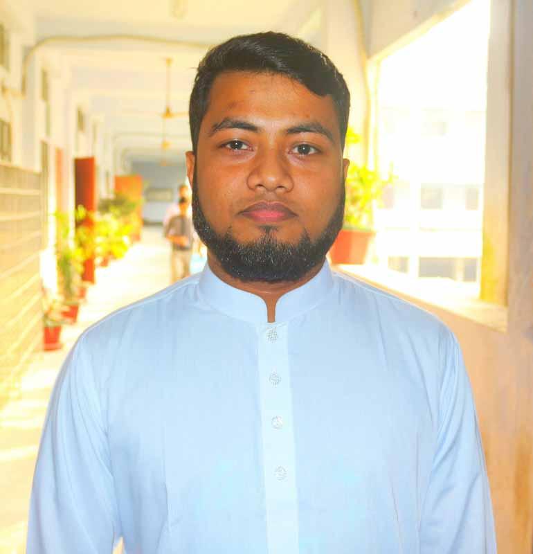 Saiful Islam Hafeez