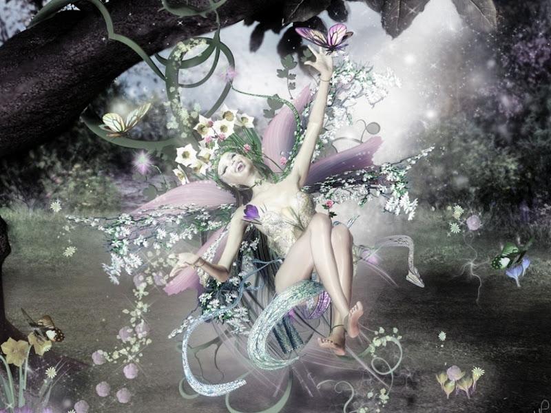 Laugh Of Fairy, Fairies Girls
