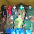Mang Eep dan Ambu Nina Silaturahmi ke Mako JPB, Salurkan Bantuan Bagi Muslimat NU Korban Banjir
