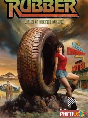 Phim Bánh Xe Ma Quái - Rubber (2010)