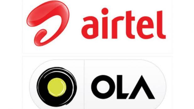 Airtel Ola Offer: Get 25% Cashback Up to Rs 30 on Ola Cab Booking