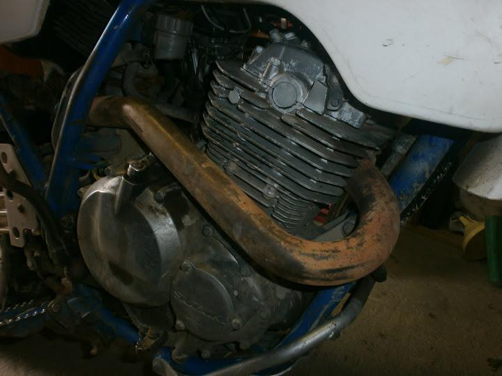 Les moteurs de DR350. P9100001