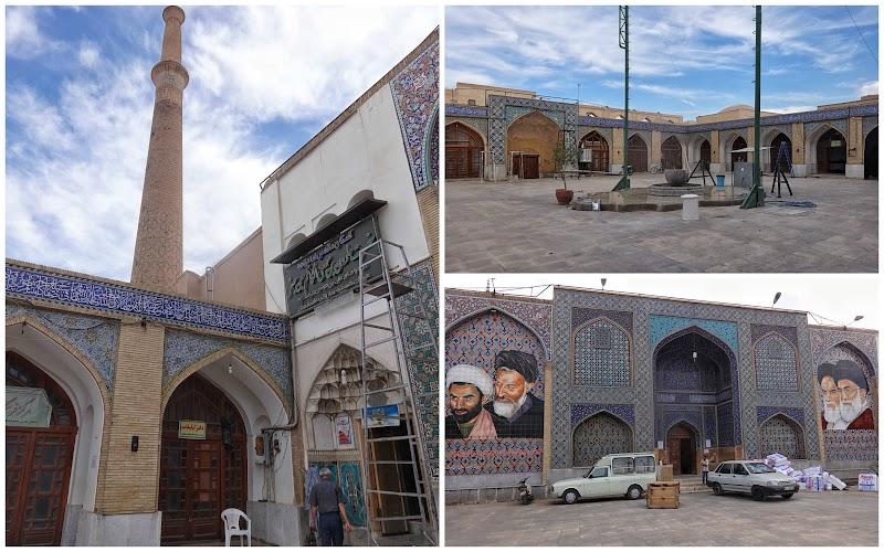 Esfahan Allame Majlesi Shrine.jpg