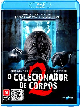 Filme Poster O Colecionador de Corpos 2 BDRip XviD Dual Audio & RMVB Dublado