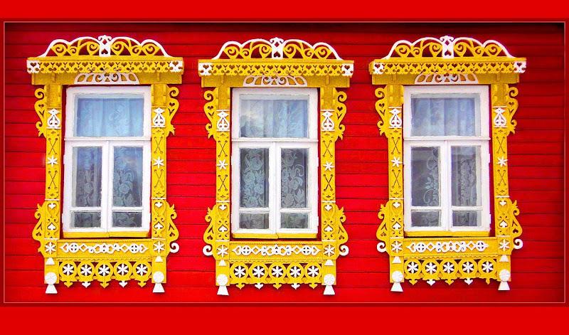 Славянская архитектура. Стиль 4