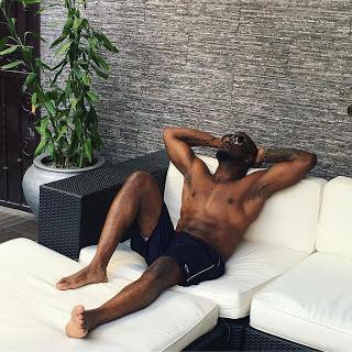 Fans Slam Peter Okoye Over Bleaching Issues