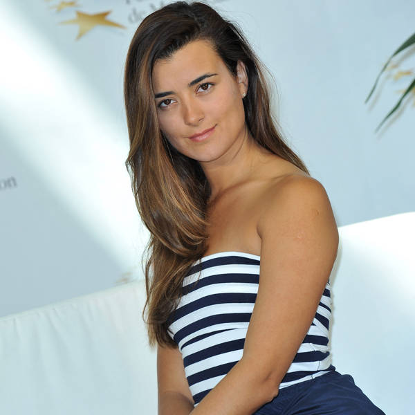 The gorgeous Chilean diva and NCIS star Cote de Pablo is the next on