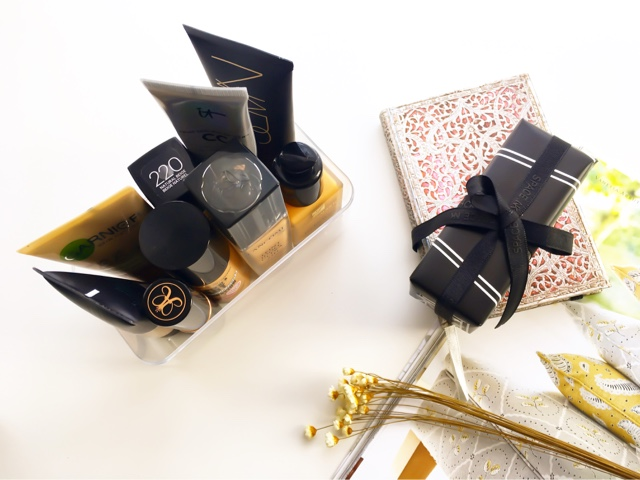 ummbaby foundation collection, foundation collection, makeup collection