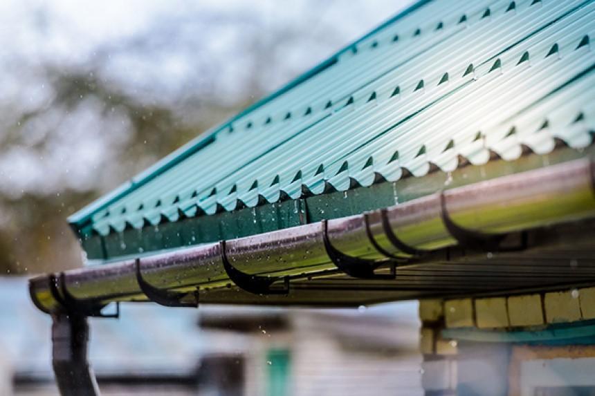 Mái tôn bền đẹp trước tác động của thời tiết