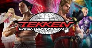 Tekken Card Tournament MOD APK