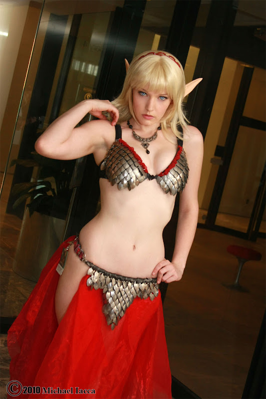 Elven Girl Cosplay, Elven Girls
