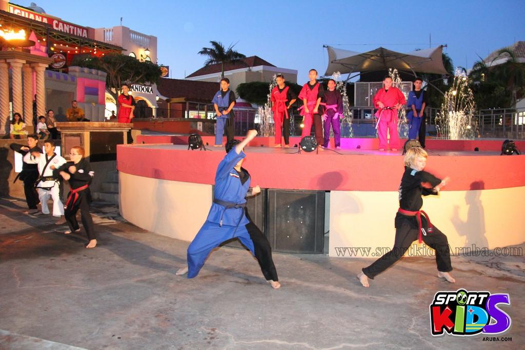 show di nos Reina Infantil di Aruba su carnaval Jaidyleen Tromp den Tang Soo Do - IMG_8646.JPG