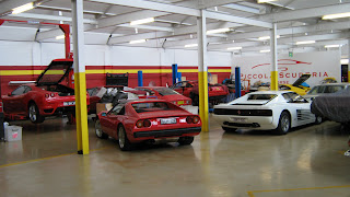 0150Prancing Horse Drive Day - Piccolo Workshop