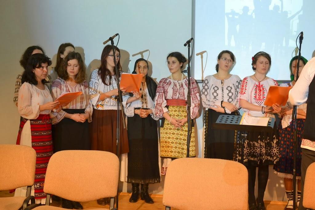 Seara cultural duhorvniceasca la FTOUB 259