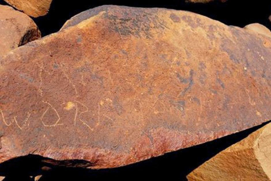 More Stuff: Fresh reports of vandalism of ancient rock art in Western Australia