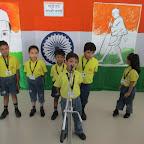 Gandhi - Shastri Jayanti Celebraton (Pre-Primary) 1-10-2015