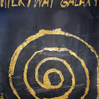 Mandala Pattern: Milky Way Galaxy (Sr.KG.) 17-1-2018