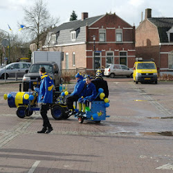 Toeterkusoptocht en Kindermiddag De Sporthal