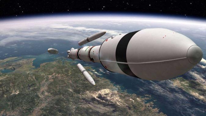 EUA, os planos da NASA para ir para Marte estão com problemas financeiros 00
