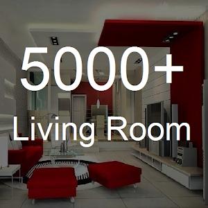 5000 Living Room Interior Design 6 by Designs 4 U logo
