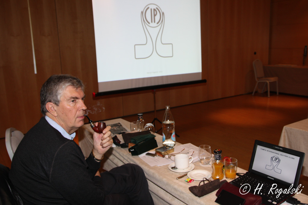 CIPC Meeting, European Championship, Seville 2012