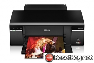 Reset Epson Artisan 50 printer Waste Ink Pads Counter
