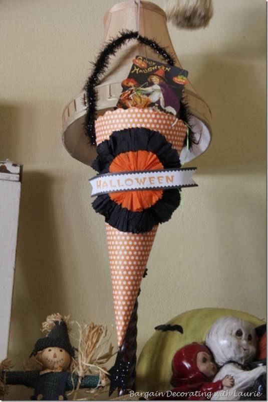 Halloween Cone