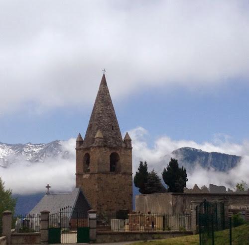 chapel on Alpe D'Huez