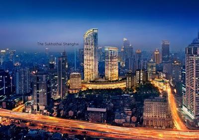 Source: HKRI. The Sukhothai Shanghai.