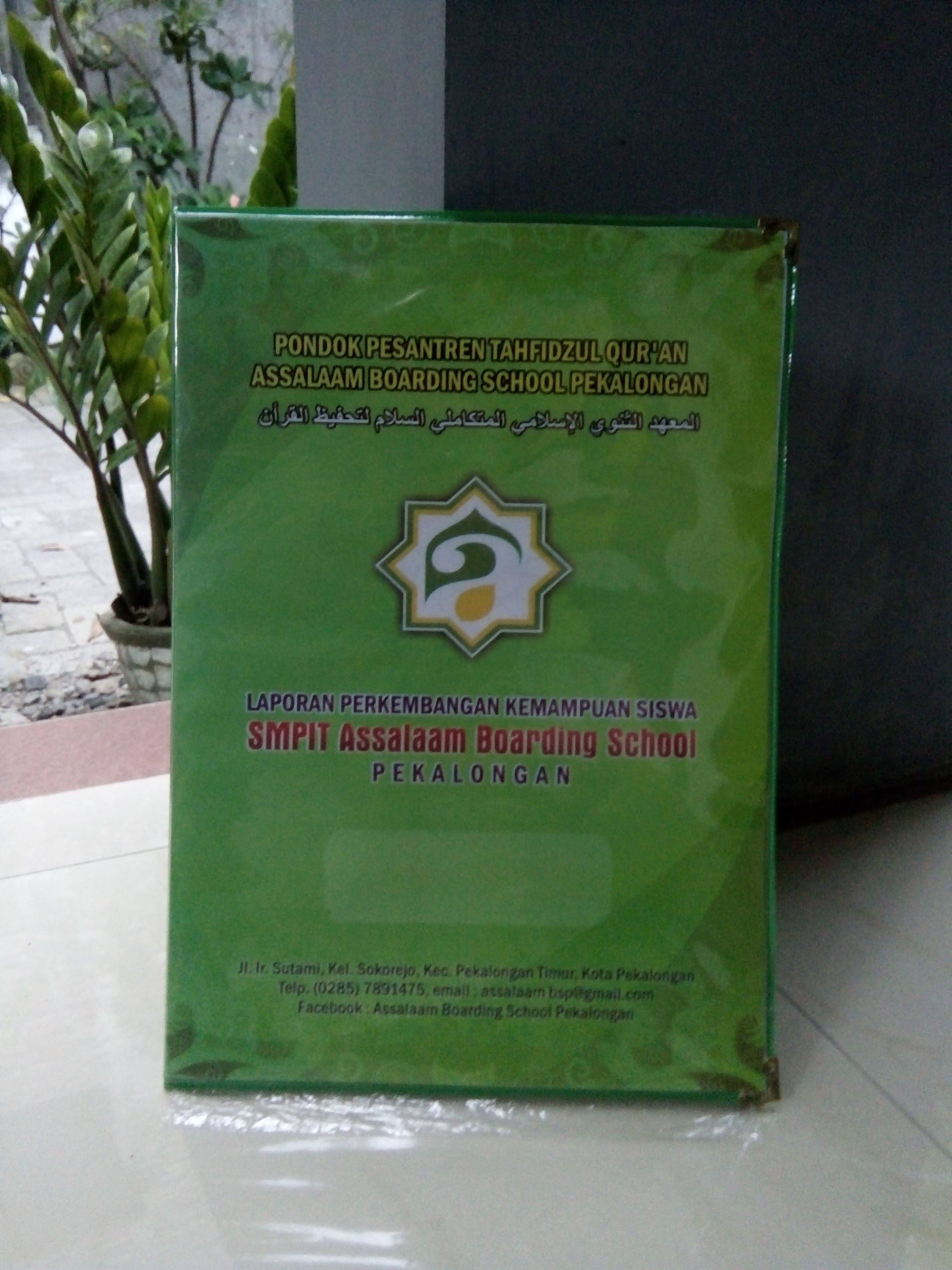 Harga Map Ijazah & Raport Hot Print Super Murah Surabaya