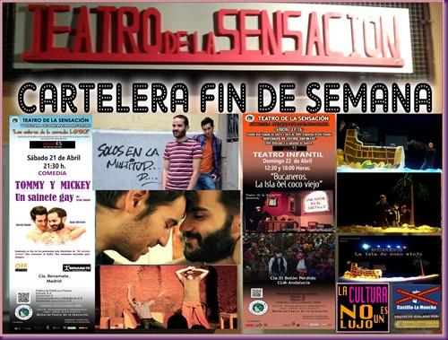 FIN DE SEMANA-SAINETE GAY-BUCANEROS