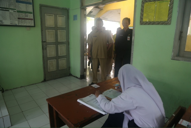38 Siswa SMP di Kabupaten Mojokerto Gagal UN, Wabup Anggap Lumrah