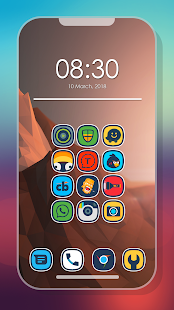 Erimo - Icon Pack Screenshot