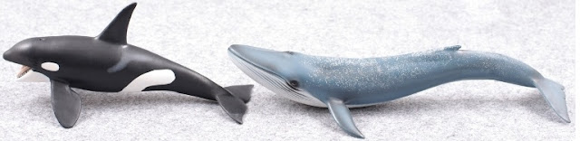 Mô hình Cá voi xanh Blue Whale Schleich 14696