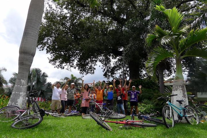 11a Bicicrítica - Ceiba de La Paz