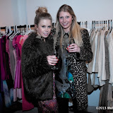 WWW.ENTSIMAGES.COM -   Olivia Foster  Gracia magazine and and Sophie Humphrey  at      FrockDrop.com pop-up launch party  at 68 Sclater Street, London  March 11th 2013                                                  Photo Mobis Photos/OIC 0203 174 1069