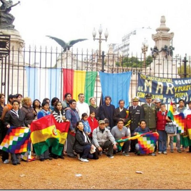 Gratuidad en salud y educación ata a los bolivianos a la Argentina