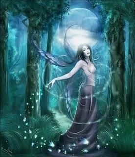 Goddess In The Wood, Gods And Goddesses 7