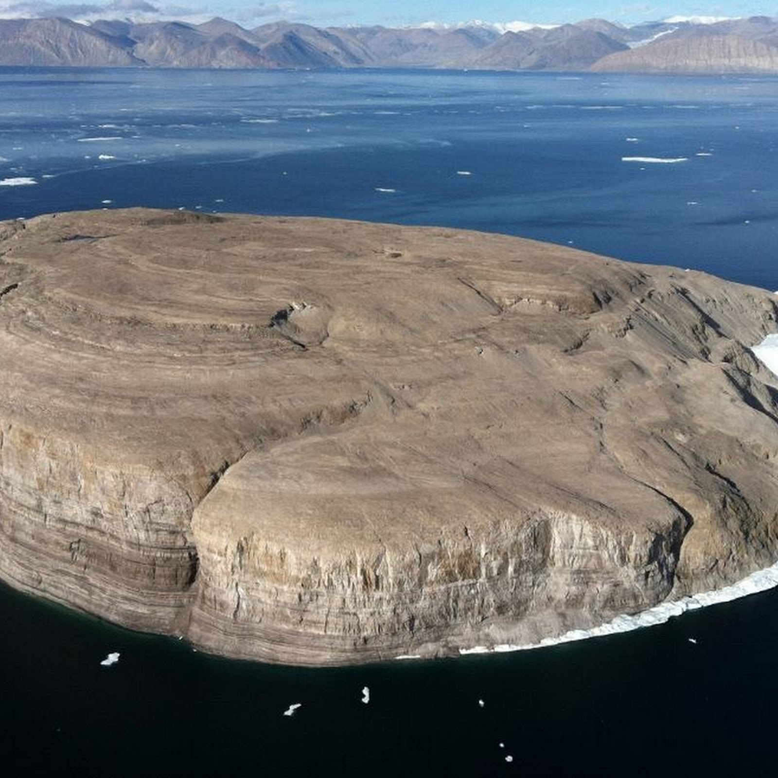 The 'Whiskey War' of Hans Island