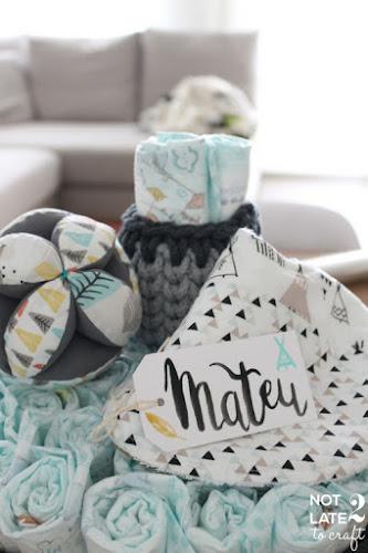 Not 2 late to craft: Botí del Handmade Festival i cistella per nadó / Craft fair haul and newborn basket