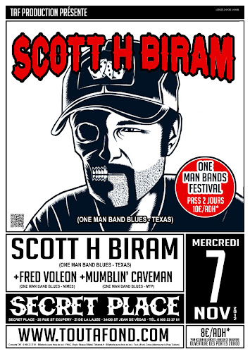 [07-11] SCOTT H. BIRAM @ Secret Place 11-20scotthbiramWEB