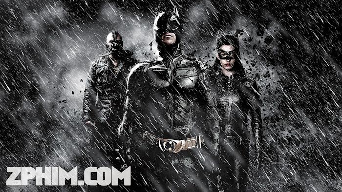 Ảnh trong phim Kỵ Sĩ Bóng Đêm Trỗi Dậy - The Dark Knight Rises 1