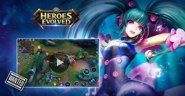 Heroes Evolved Top 5 İçin Sizlerden Video Bekliyor